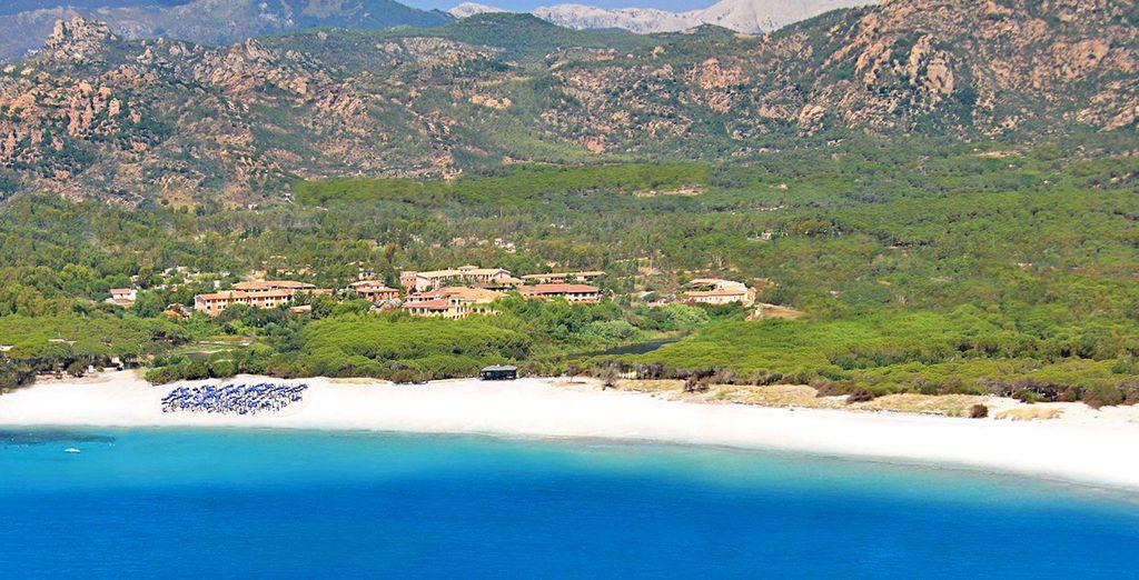Herzlich willkommen auf Sardinien!
