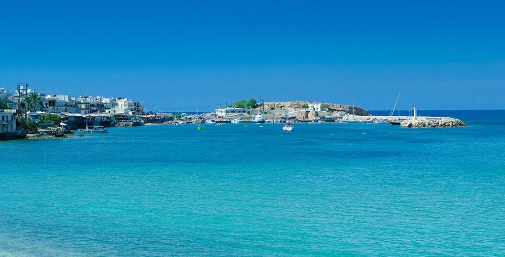 Kreta hat Ihnen so viel zu bieten...