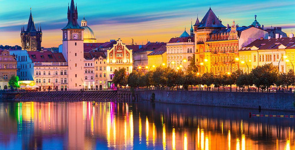 Und romantische Altstadt
