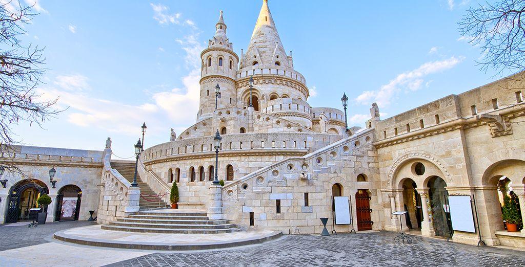 Wie das Buda Schloss