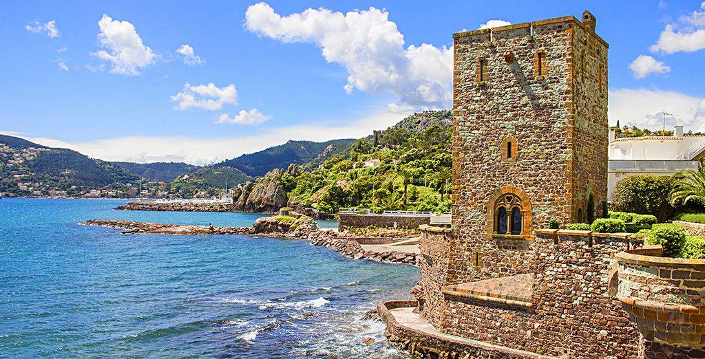 Wir wünschen einen tollen Aufenthalt in Südfrankreich!