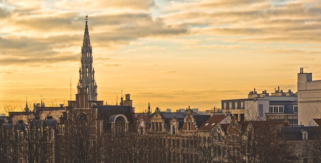 Besuchen Sie das faszinierende Brüssel!