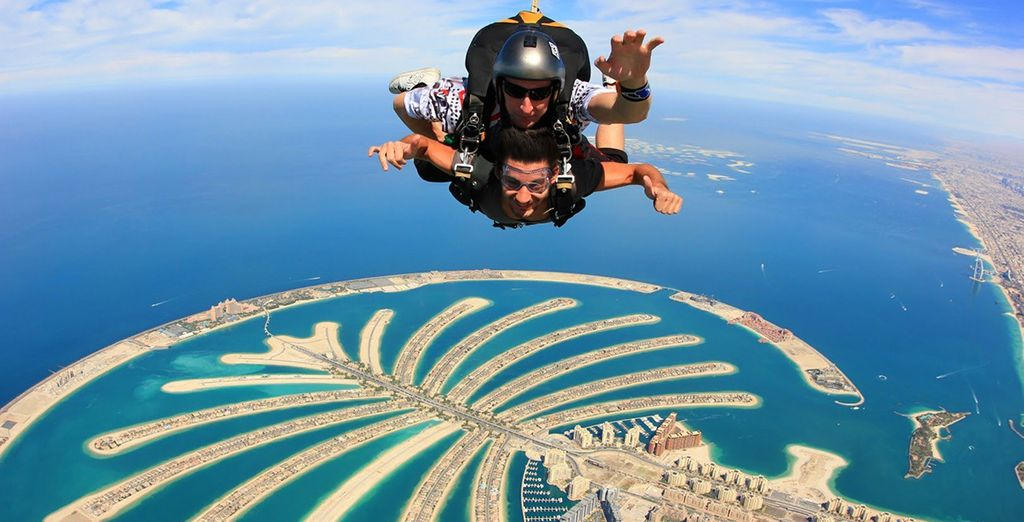 Erleben Sie Adrenalin pur... in Dubai!