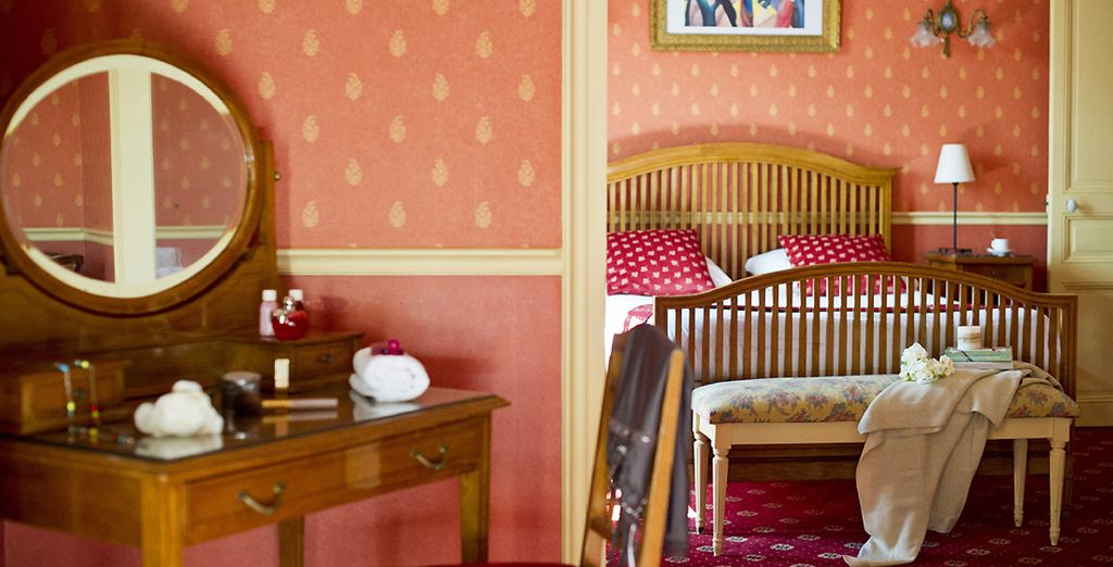 ... oder einem Standard Zimmer mit drei oder vier Betten