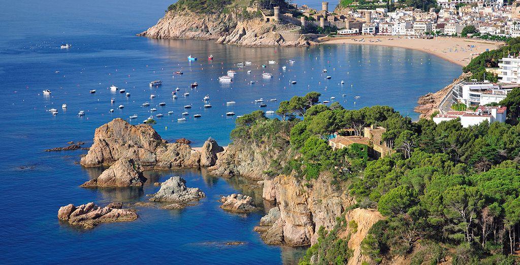 Und entdecken Sie die schönsten Landschaften von Katalonien