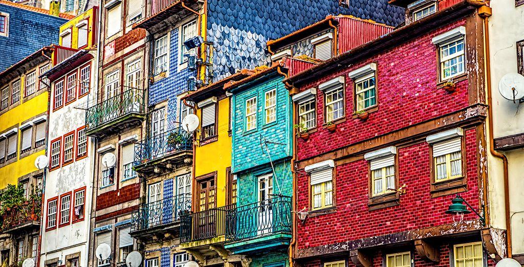 Eine der bezauberndsten Städte Portugals