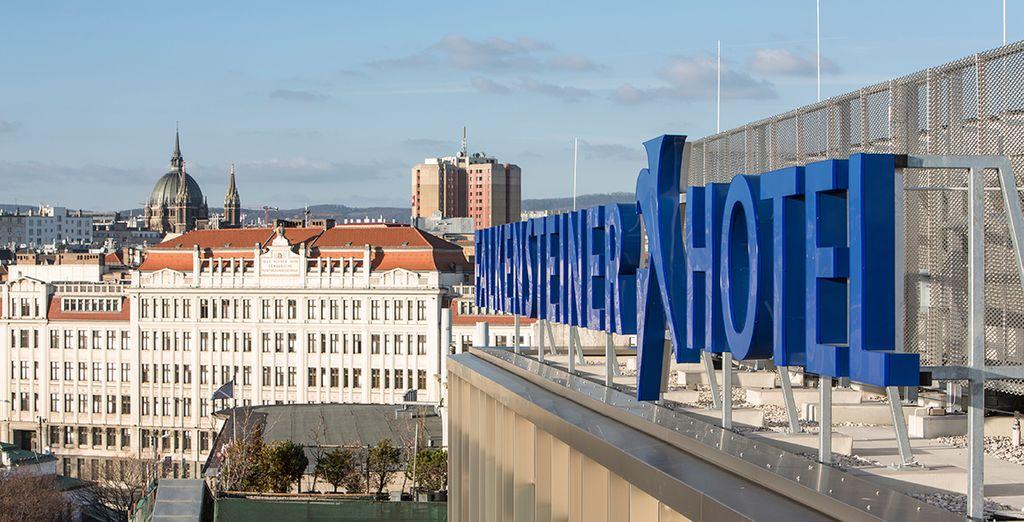 Nur 2 Stationen vom Naschmarkt und 3 Stationen von Schönbrunn!