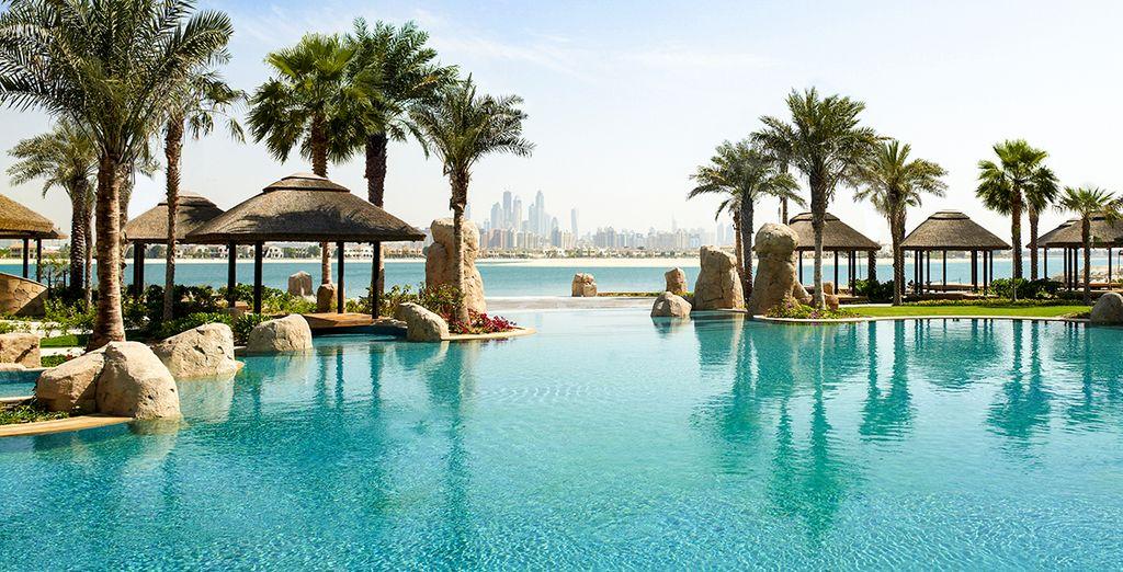 Nutzen Sie Ihren Flug nach Maurtius, um einen Zwischenstopp in Dubai zu machen