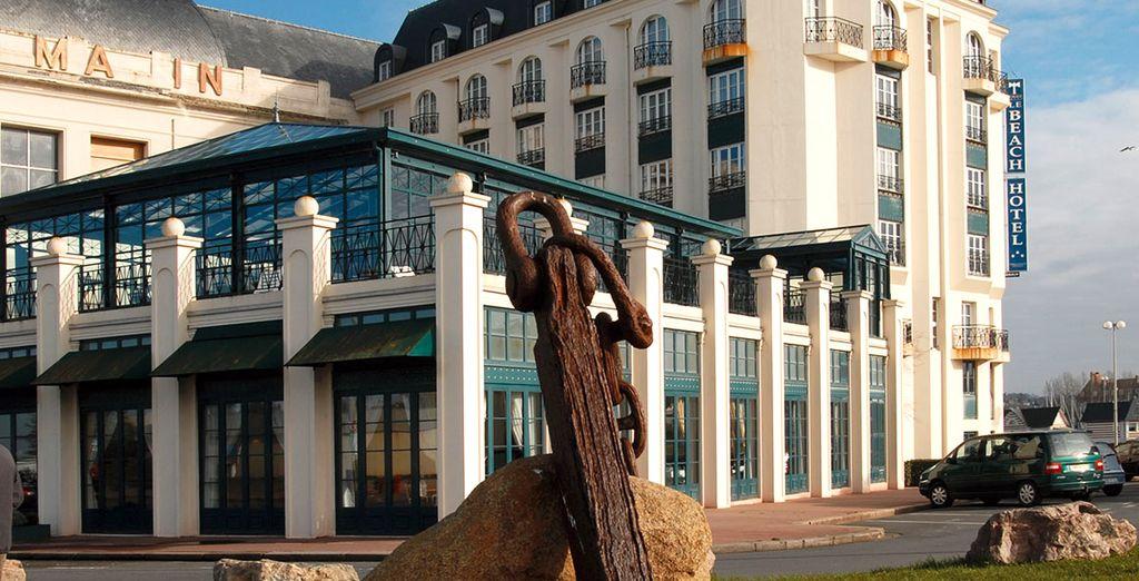 Entdecken Sie den französischen Charme des Hotels