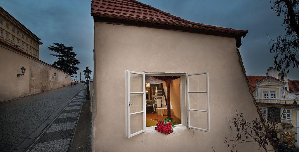 ... das Hotel Neruda Design
