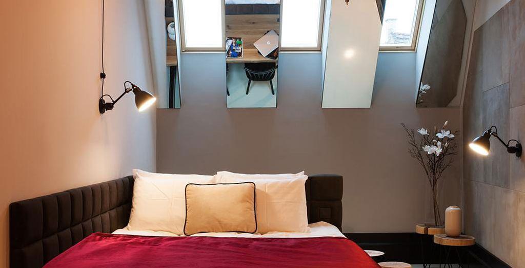 Oder einem Medium Standard Zimmer