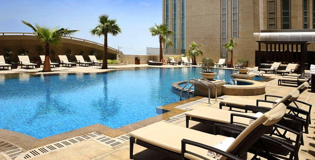 Willkommen im Sofitel Abu Dhabi Corniche 5*