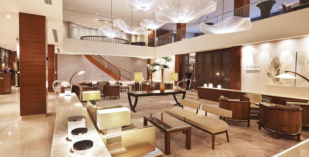 Willkommen im Hotel Okura Amsterdam 5*