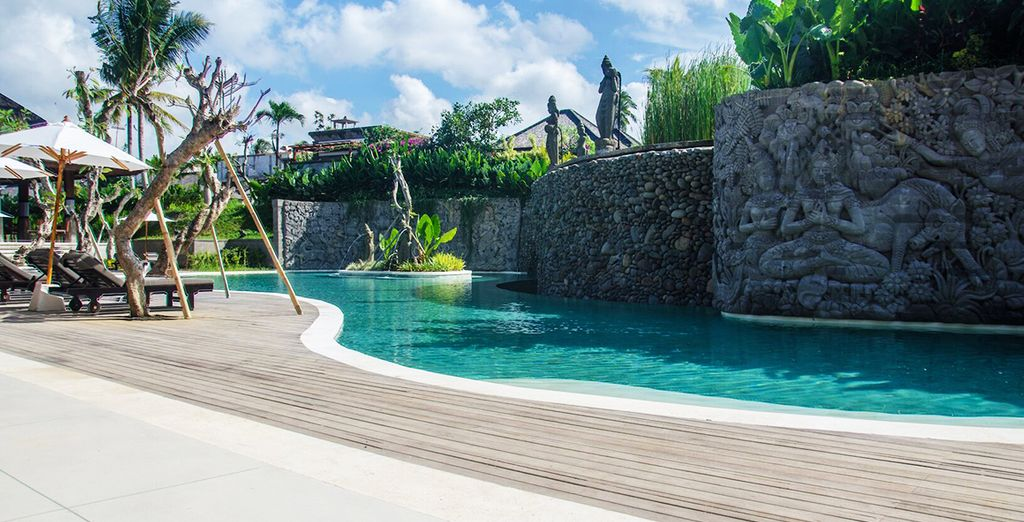 Willkommen im Royal Tulip Visesa 5* einem intimen und friedlichen Hotel