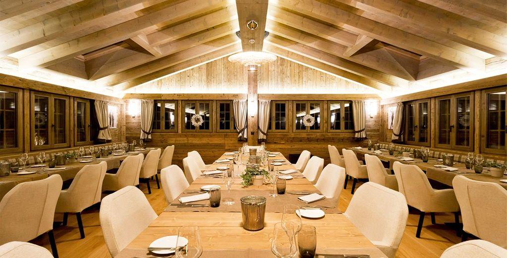 Die exquisite alpine Residenz wird Sie begeistern