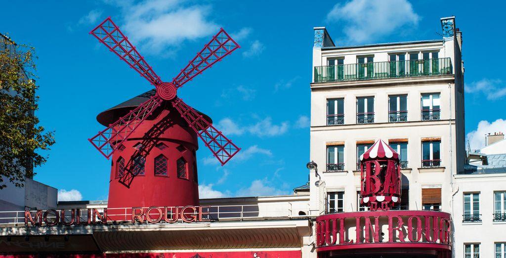 Paris empfängt Sie für einen außergewöhnlichen Aufenthalt in dem lebhaften Pigalle-Viertel, in der Nähe des Moulin Rouge!