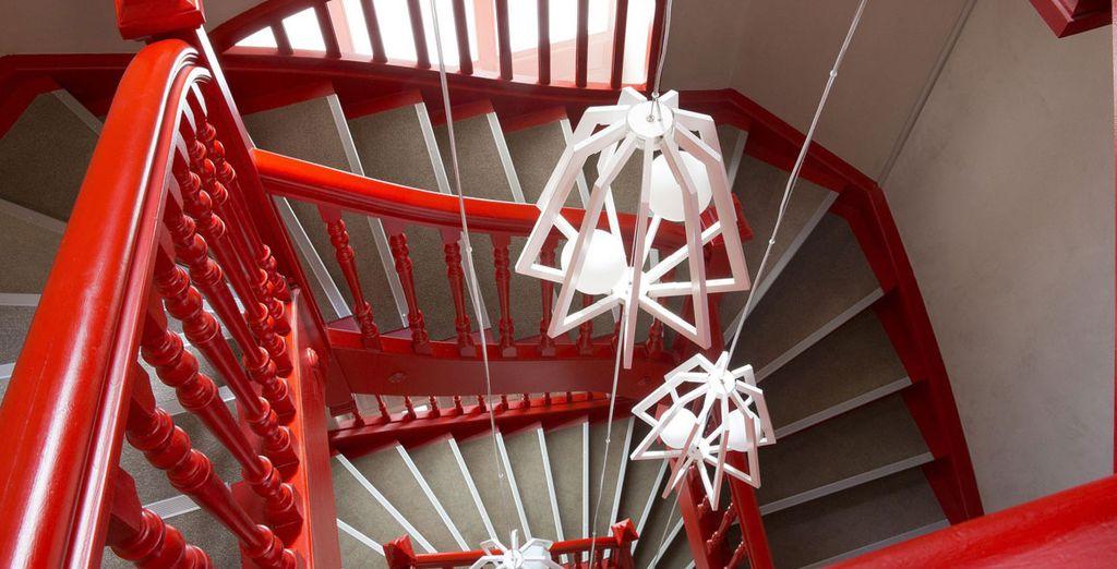 Das von der Architektin Sybille de Margerie designt wurde