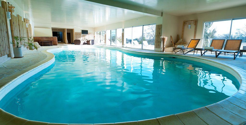 ...oder erfrischen Sie sich im Pool!