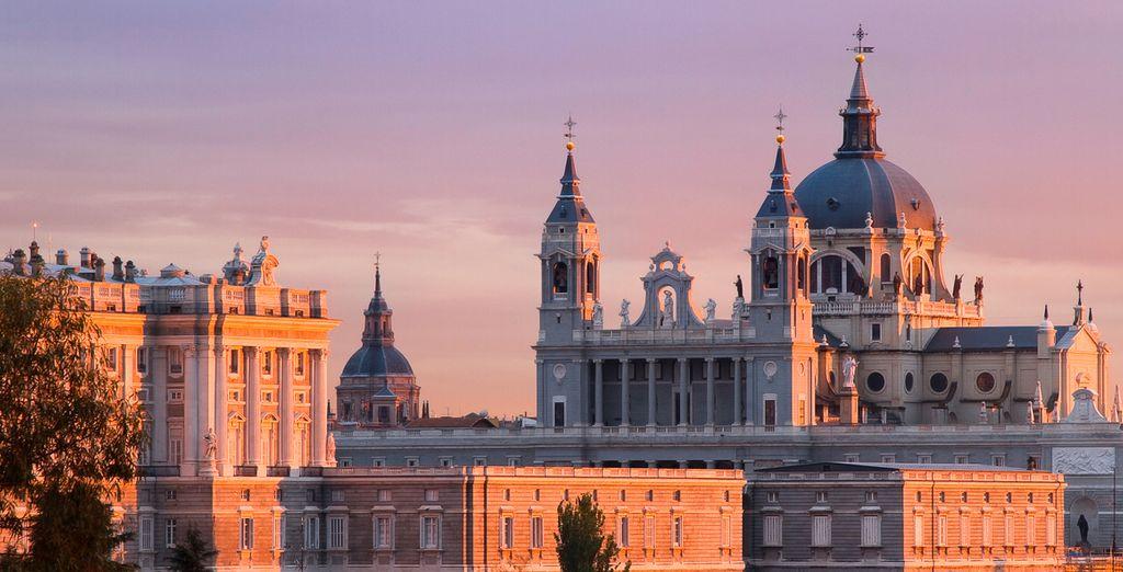 Wir wünschen Ihnen einen schönen Aufenthalt in Spanien!