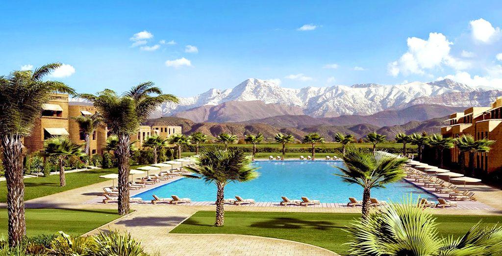 Willkommen in Marokko!