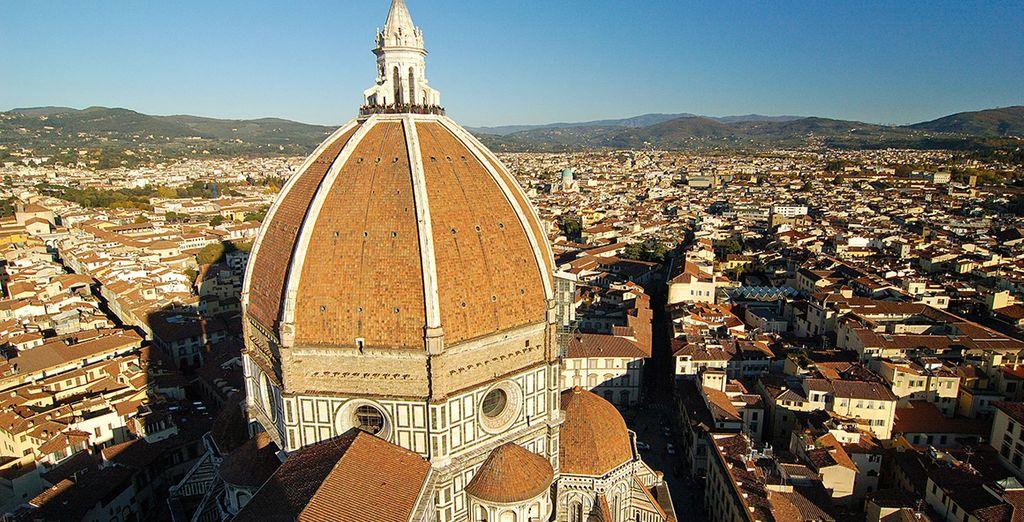 Machen Sie sich auf den Weg, um die Schönheit von Florenz zu entdecken