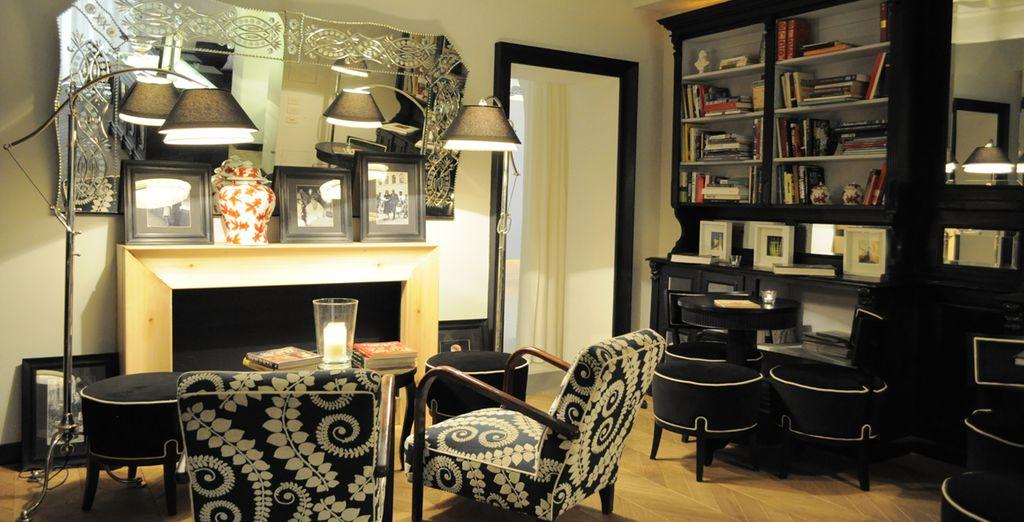 Jede der Lounges verfügt über ein stilvolles Design, das Sie sicherlich ansprechend finden werden