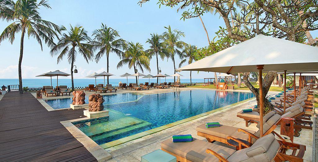 Sie wohnen im Rama Candidasa Resort & Spa 4* (oder ähnlich)