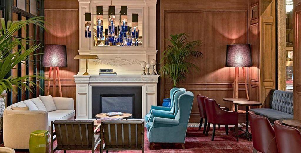Ein Hotel mit viel Style