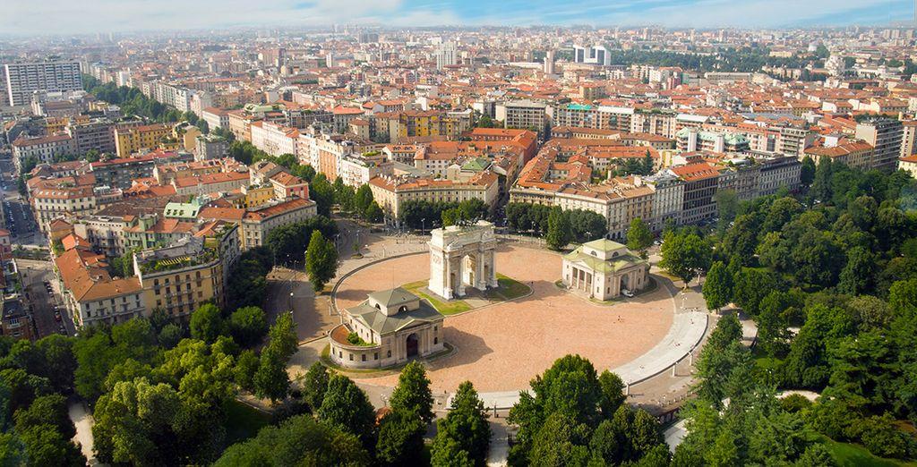 Genießen Sie Ihren Aufenthalt in Mailand!