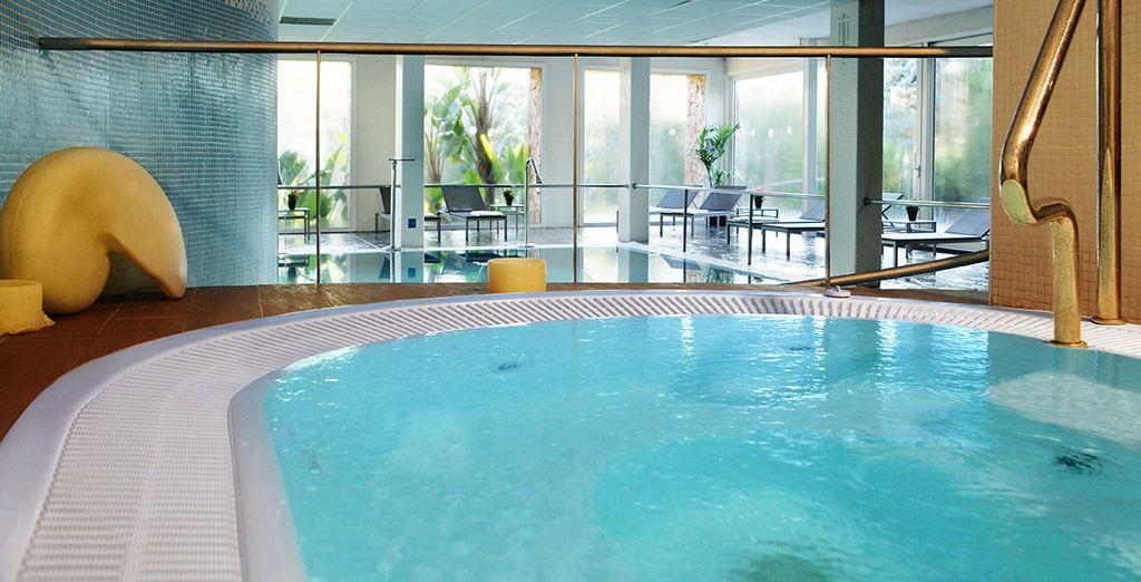 Nutzen Sie die exzellenten Hoteleinrichtungen