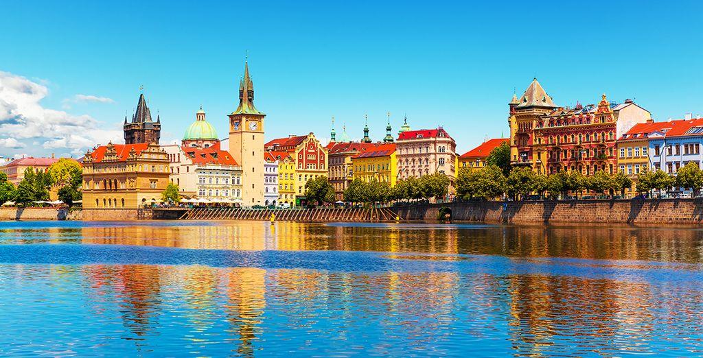 Schönen Aufenthalt in Tschechien!