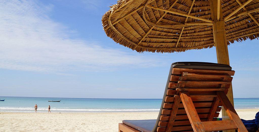 Gönnen Sie sich noch eine Auszeit am Strand nach Ihrer Rundreise