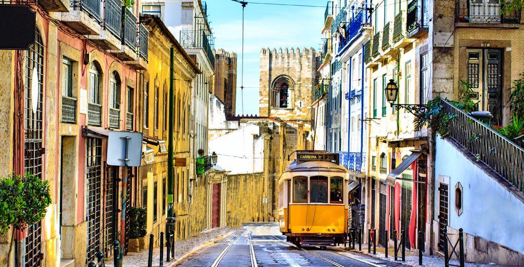 Willkommen in Portugals Hauptstadt, Lissabon!