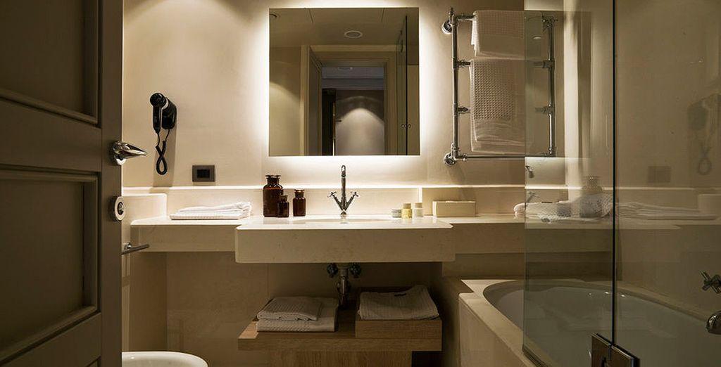 Ihr luxuriöses Badezimmer