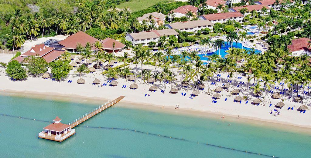 Das traumhafte 5* Hotel Bahia Principe Bouganville erwartet Sie