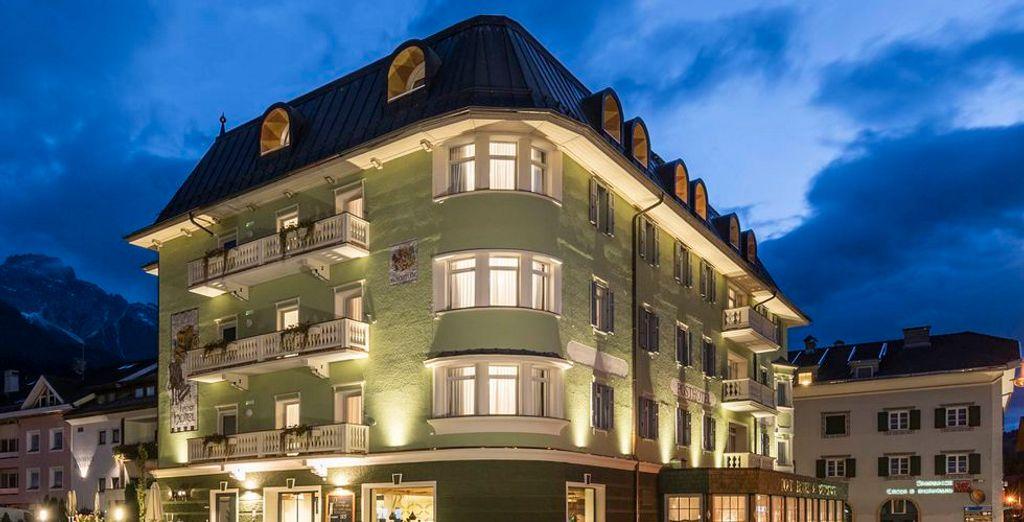 Das Post Hotel - Tradition & Lifestyle 4*S freut sich, Sie begrüßen zu dürfen!