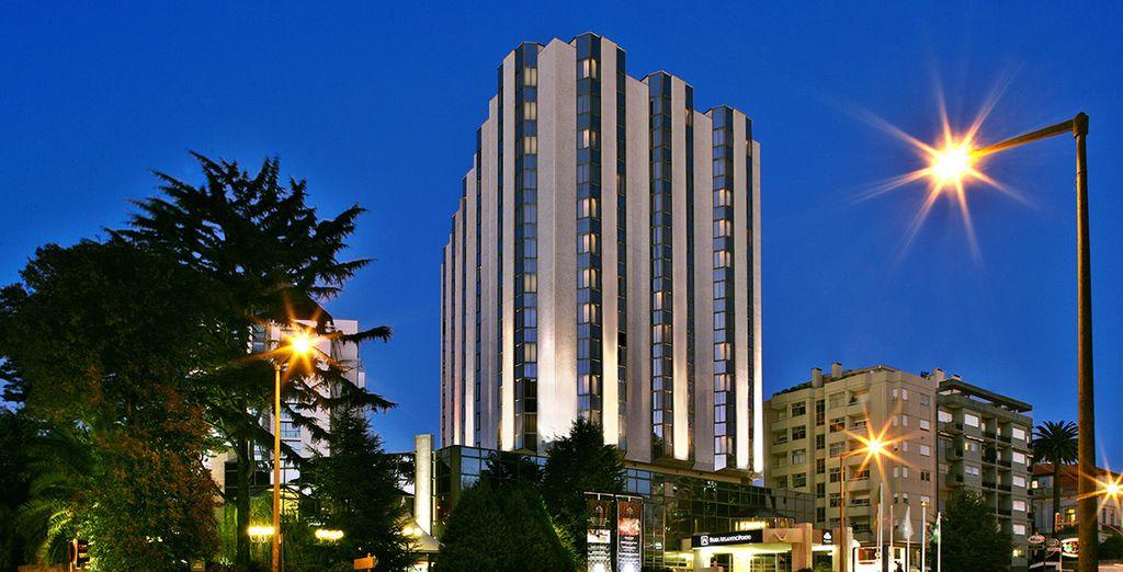 Das 5* Hotel Crowne Plaza öffnet für Sie seine Türen