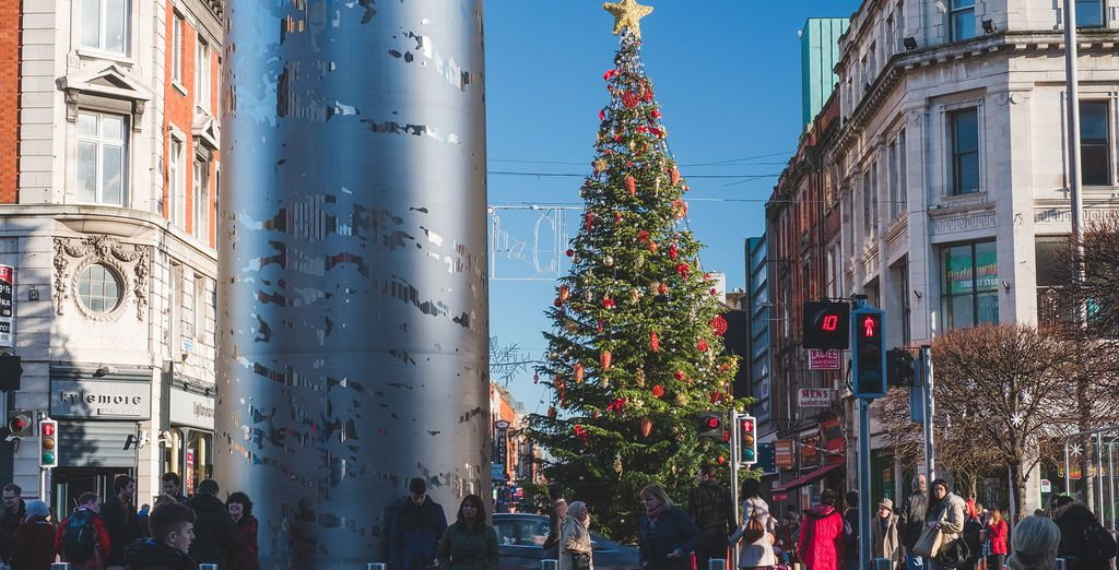 Wie wäre es mit einem Ausflug zur Weihnachtszeit?