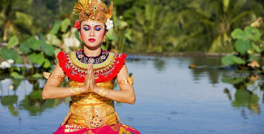 Wir wünschen Ihnen einen angenehmen Aufenthalt auf Bali!