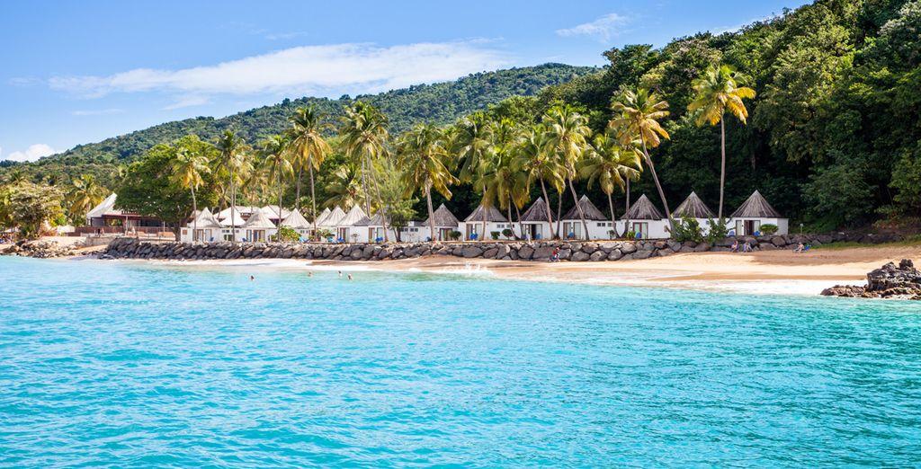 Residieren Sie an der Basse-Terre im Langley Resort Hotel Fort Royal