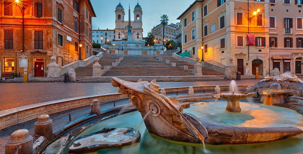 Rom hat für jeden Reisenden so viel zu bieten