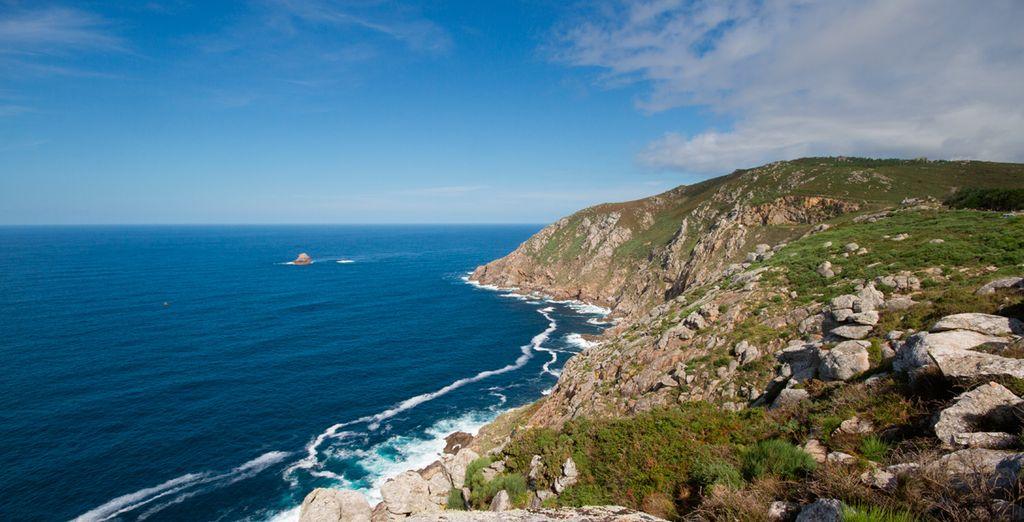 Die Region Galicien ist eine Oase der Ruhe