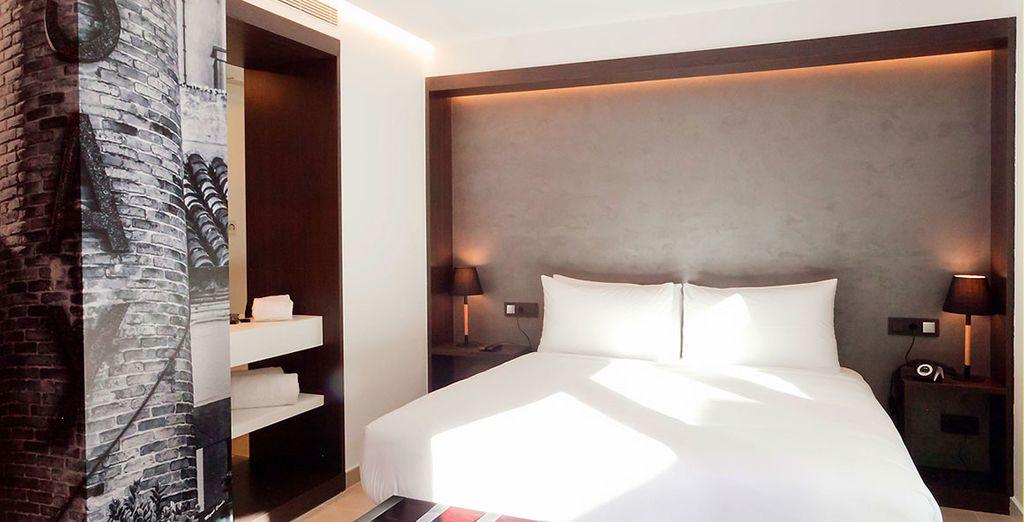 Schickes Design und modernster Komfort sorgen für erholsame Nächte