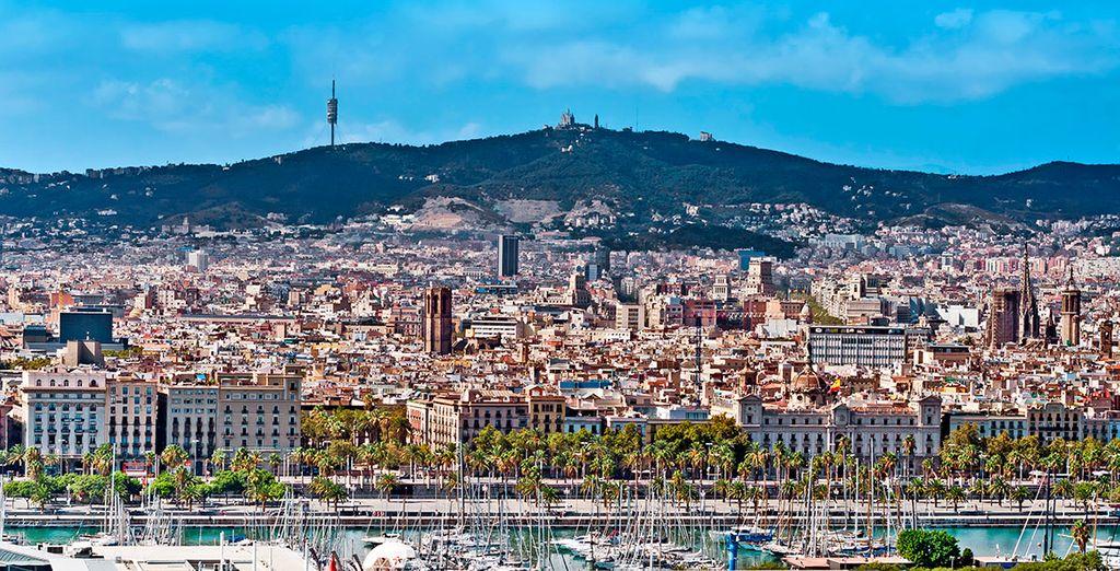 Nutzen Sie die Gelegenheit für einen Ausflug nach Barcelona