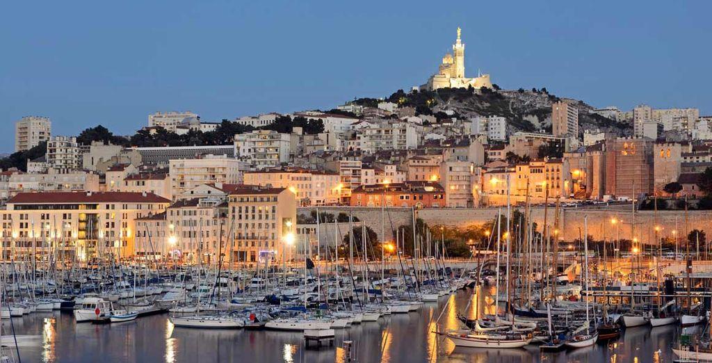 Schönen Aufenthalt an der Côte d'Azur!
