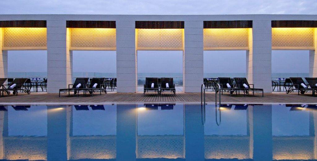 Oder besonders luxuriöse 5* Hotels
