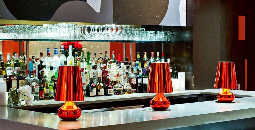 Einen leckeren Cocktail an der Bar?
