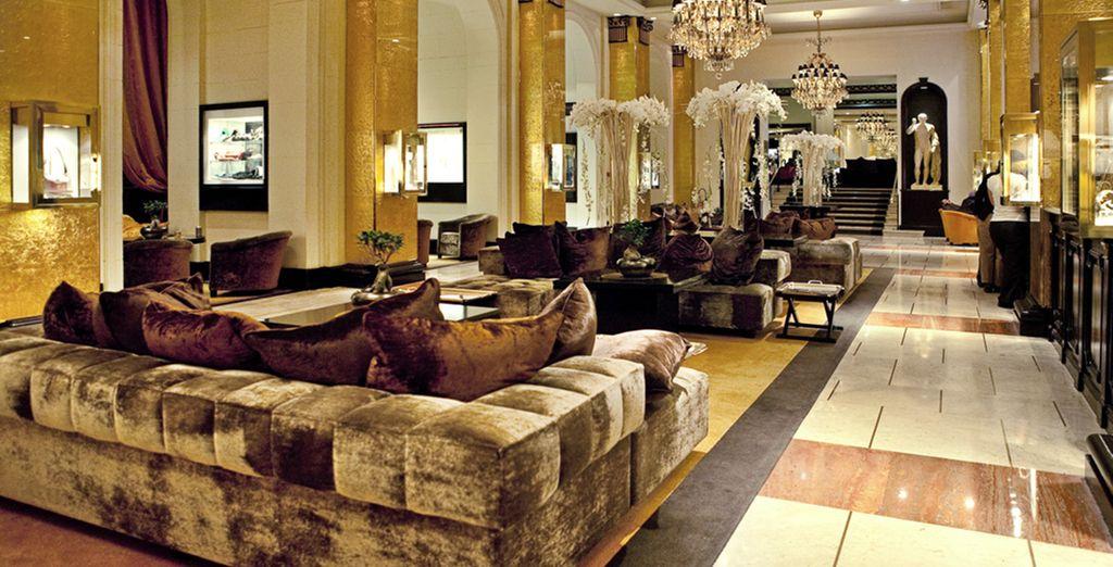 Ein Schmuckstück eines Art Déco Hotels