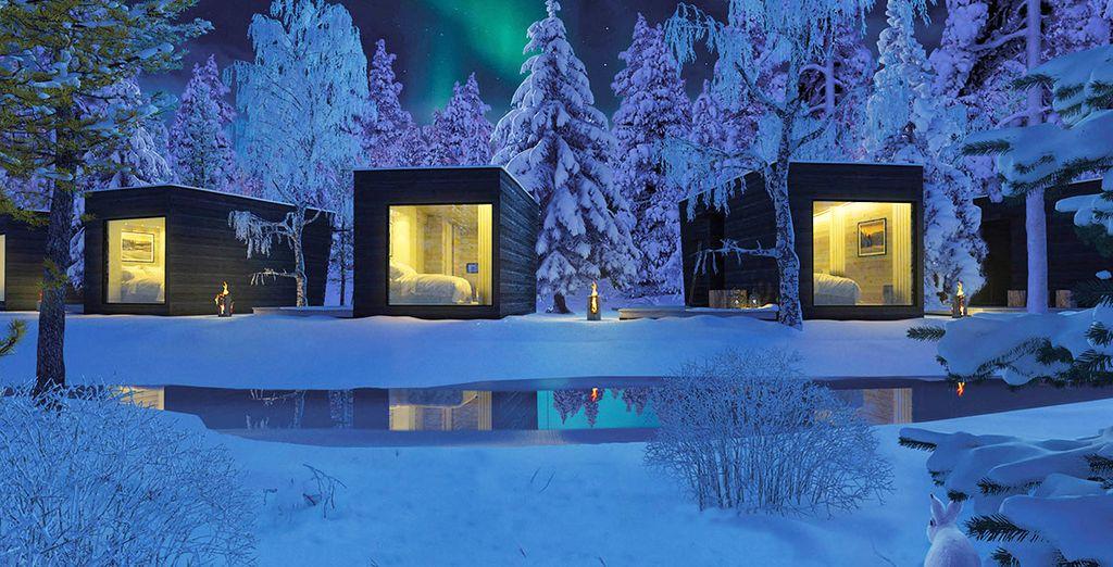Erleben Sie Finnland auf komfortable Art und Weise