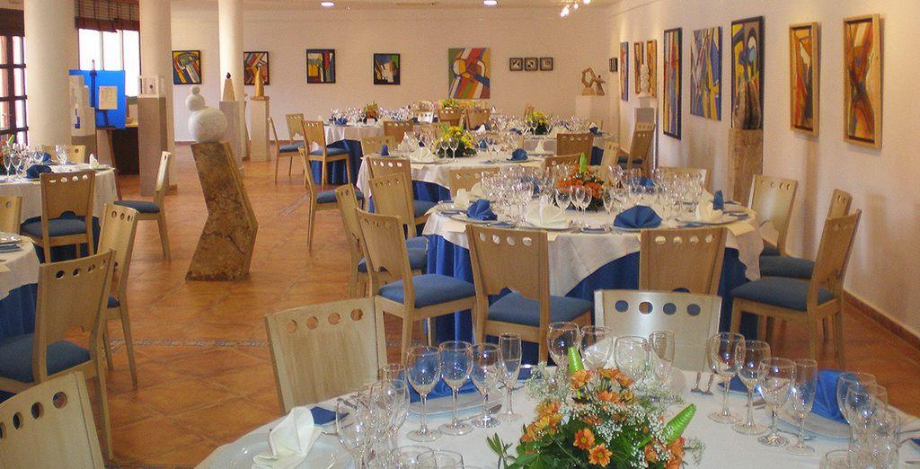Genießen Sie die andalusische Küche